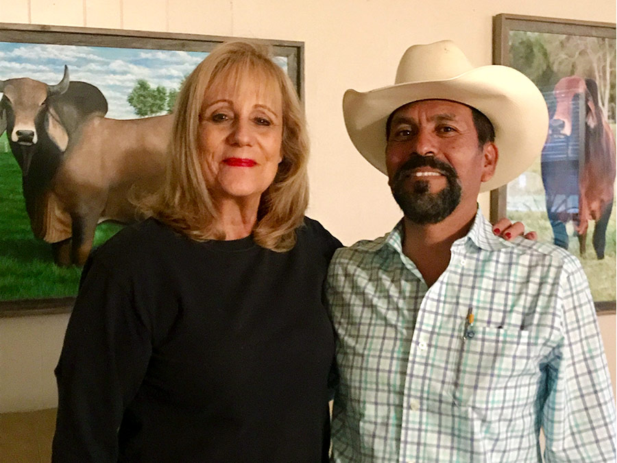 Juan-Garcia---JK-Peters-Ranch,-Damon,-Texas-for-his-visit-and-HK-Cattle-purchase